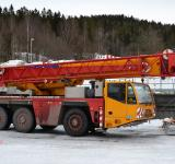 Free Photo - All terrain crane