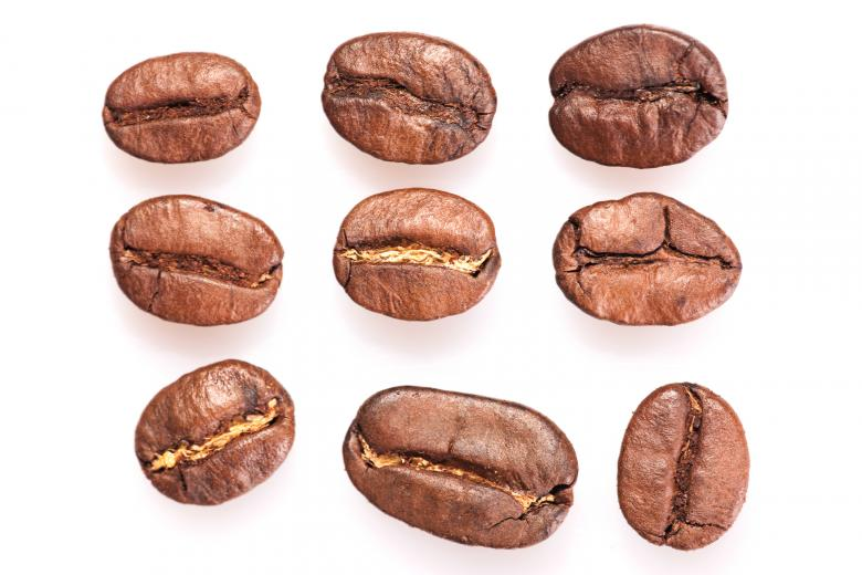 Free Stock Photo of Roasted Coffee Beans