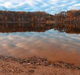 Free Photo - Rustic Autumn Lake