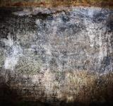 Free Photo - Scratched painted metal background