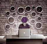 Free Photo - Man with clock head - Slave to time concept