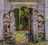 Free Photo - Old cemetery doors