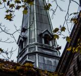 Free Photo - Old church tower