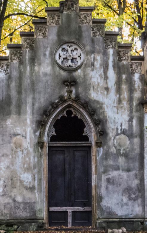 Old cemetery doors - Free Cemetery Stock Photos