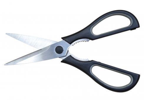 Cutting scissors - Free Stock Photo
