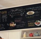 Free Photo - Coffee Shop Blackboard Menu