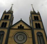 Free Photo - Wooden Roman Catholic Cathedral