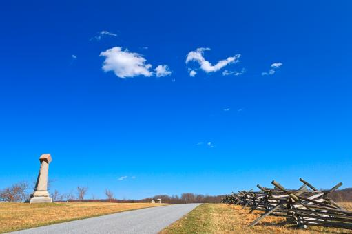 Gettysburg Sky Route - HDR - Free Stock Photo