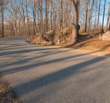 Free Photo - Winding Gettysburg Road - HDR