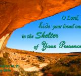 Free Photo - Sheltered in God