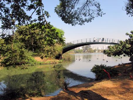 Ibirapuera - Park in Sao Paulo - Free Stock Photo