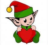 Free Photo - Cute elf