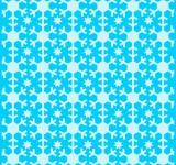 Free Photo - Snowflakes vector pattern