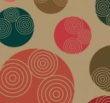 Free Photo - Retro-styled 70s background pattern