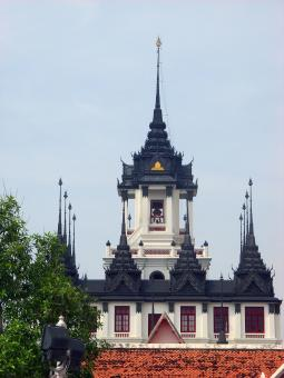 Loha Prasat, Bangkok - Free Stock Photo