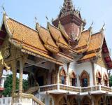 Free Photo - Wat Bupparam Buddhist temple, Thailand