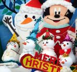 Free Photo - Mickey Mouse Disney Christmas Scene