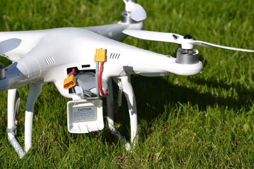 Drone with battery - Free Stock Photo