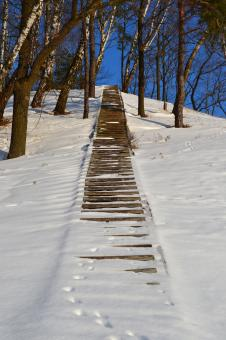 Steps up - Free Stock Photo