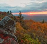 Free Photo - Autumn Dolly Sods Sunrise - HDR