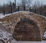 Free Photo - Winter bridge
