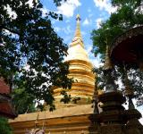 Free Photo - Golden Buddhist Pagoda