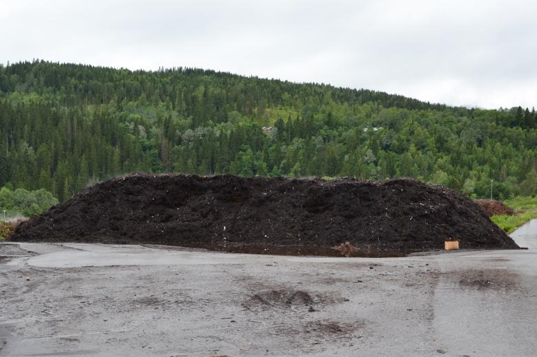 Free Stock Photo of Compost windrow Created by Tomas Adomaitis