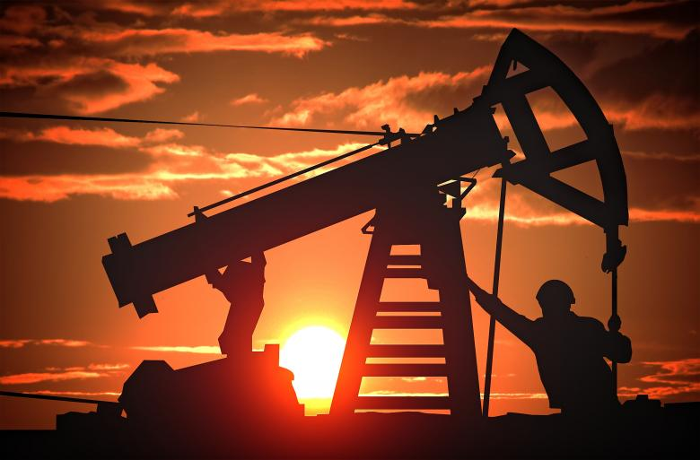 Oil Pump Jack - The Great Oil Glut - Free Industrial Stock Photos