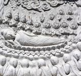 Free Photo - Buddhist Temple Wall Carving
