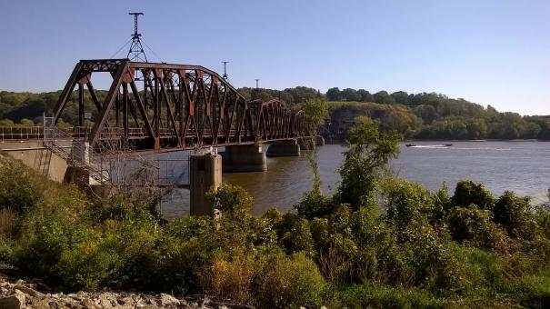Train Bridge - Free Stock Photo