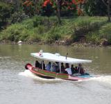 Free Photo - Ferry Boat on the Chaoi Phraya River