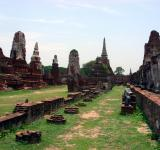 Free Photo - Ancient Siamese temple  ruins, Ayutthaya, Thailand