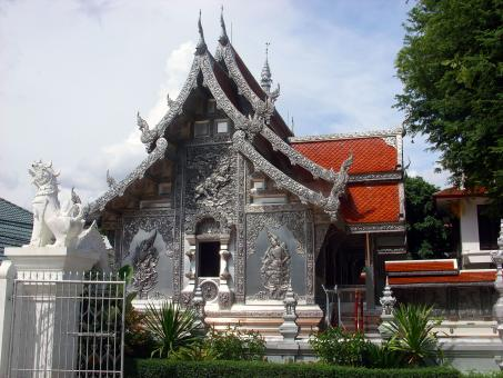 Wat Meun San Buddhist Temple - Free Stock Photo