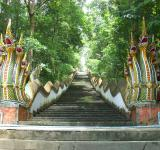 Free Photo - Naga Staircase