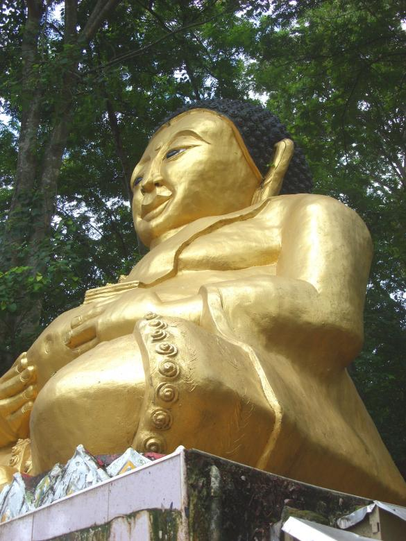 Fat Buddha Free Photo