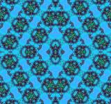 Free Photo - Fractal Tile Pattern