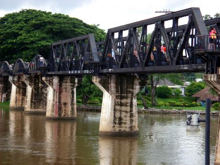 The Bridge on the River Kwai - Free Stock Photo