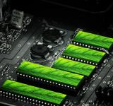 Free Photo - Clean Technologies - Motherboard and Green Leaves