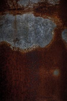 Gritty Rust Texture - Free Stock Photo