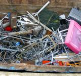 Free Photo - Metals Recycling Bin