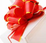 Free Photo - Gift box bow