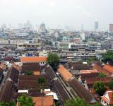 Free Photo - Bangkok - Rooftop view