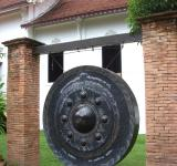 Free Photo - Thai Buddhist temple gong