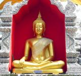 Free Photo - Buddha in Pagoda