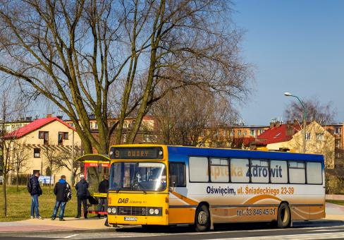 Bus Dab Silkeborg 12 1200b  - Free Stock Photo