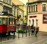 Free Photo - Replica tram Sanok SW1