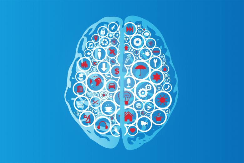 Free Stock Photo of Brain Functions as App Icons Created by Jack Moreh