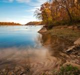 Free Photo - Autumn Susquehanna River