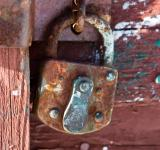Free Photo - Door with Lock