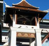 Free Photo - Buddhist temple bell tower